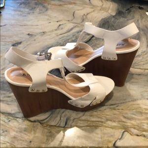"Just Fab ""Marcie"" Wedge Sandals"